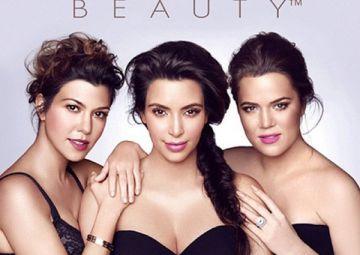 Kourtney, Kim y Khloé Kardashian.