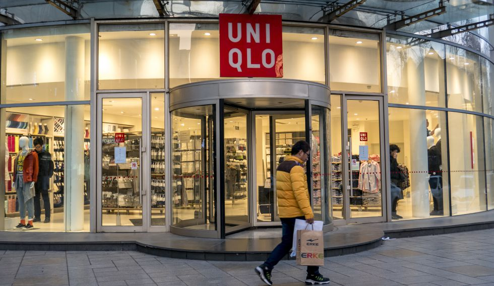 Uniqlo en China.