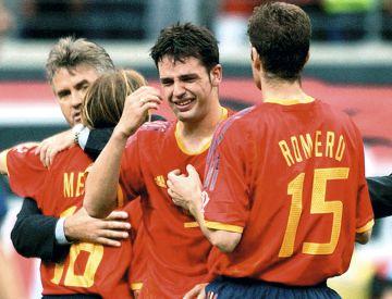 Al Gandour echó a España del Mundial del 2002 en los cuartos. Contra Corea del Sur, anuló un gol a Morientes inventándose que el balón había salido por la línea de fondo. Ni un avergonzado Hiddink pudo consolarnos.