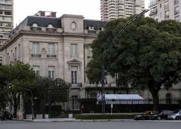 El Palacio Bosch, la lujosa mansión donde se hospedará Obama en Buenos Aires