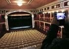 Dentro del teatro de Cervantes