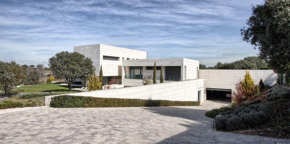 Foto promocional de una propiedad en la exclusiva urbanización La Finca.
