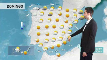 Domingo cálido en el Mediterráneo