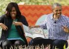 Los Obama abren la Casa Blanca a miles de niños por la Pascua