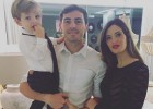 Soccer star Iker Casillas marries partner Sara Carbonero in secret