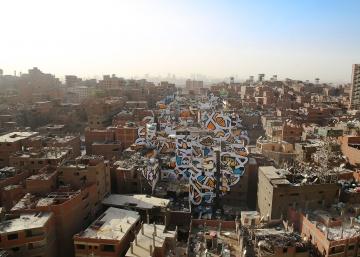 Los colectores de basura de El Cairo