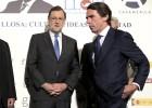 Rajoy y Aznar, cada vez más distanciados