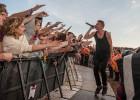 Hacerle la peineta al pop: lo que se siente en un concierto de Macklemore