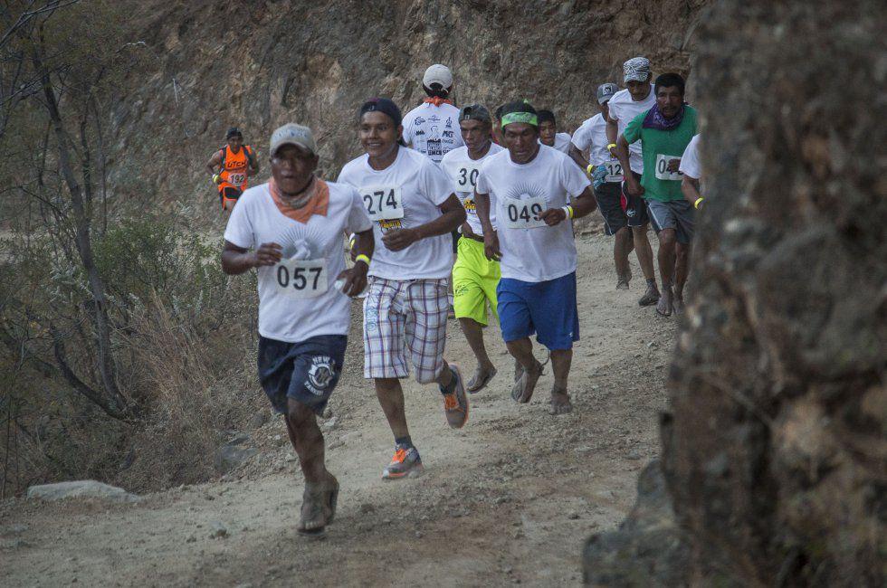 tarahumara runners return to mexico u2019s copper canyon