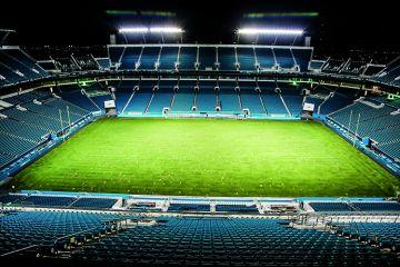 El campo de fútbol: el nuevo hábitat de los drones.