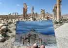 El antes y el después de Palmira