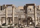 Las heridas de Palmira, la ciudad y las ruinas