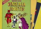 Día mundial de la Salud, sé un héroe contra la diabetes