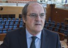 Entrevista a Angel Gabilondo, presidente del grupo parlamentario socialista en la Asamblea de Madrid.