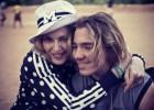 Madonna se reencuentra con su hijo en Londres