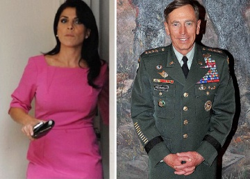 A Hollywood le interesa el escándalo sexual de Petraeus