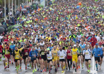 Las carreras populares en España, sin control médico