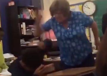 Una profesora tejana es arrestada por golpear a uno de sus estudiantes