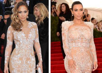 Las Kardashian copian a Jennifer Lopez