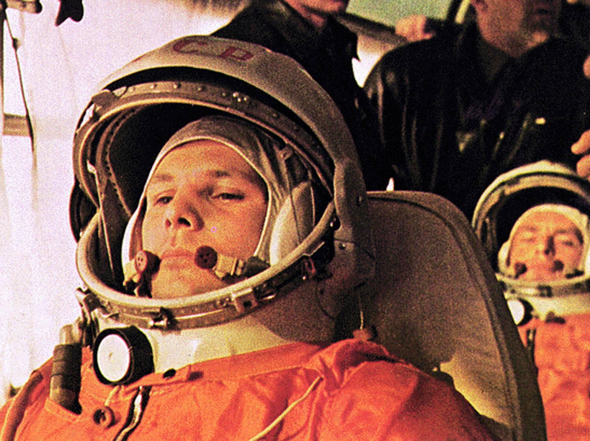 55 años volando en el espacio exterior