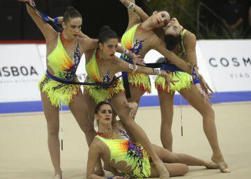 Oysho vestirá a la selección española de rítmica en los Juegos de Río
