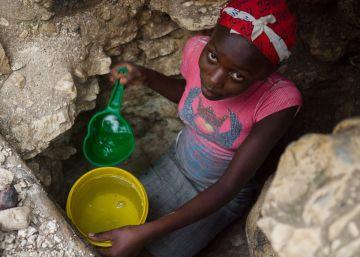 El hambre sacude Haití