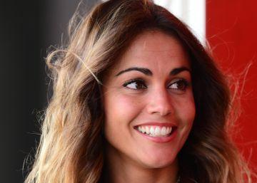 Lara Álvarez lanza un mensaje subliminal a Fernando Alonso