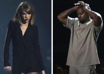 """Kanye West: """"Interrumpir a Taylor Swift fue el principio del fin"""""""