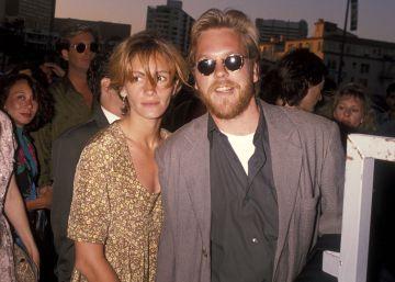 El día que Julia Roberts dejó tirado a Kiefer Sutherland a 72 horas de la boda