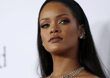 Rihanna lanza su línea de maquillaje