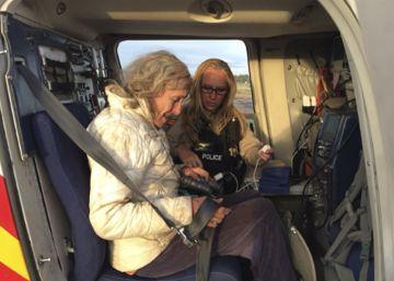 Una mujer de 72 años sobrevive nueve días perdida en un bosque de Arizona