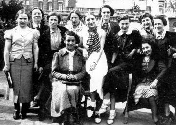 Las 'mamás belgas' que cuidaron a los republicanos españoles