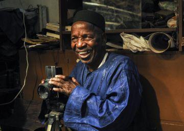 Malick Sidibé, su obra en fotos