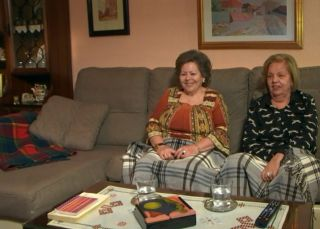 'Aquí mando yo' o por qué las señoras son las más divertidas viendo la tele
