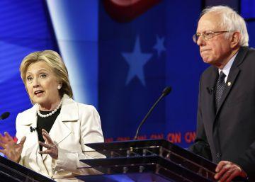 ¿Empatados Hillary y Sanders?