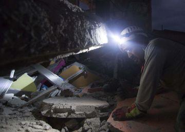 Pedernales, una de las zonas más afectadas por el terremoto