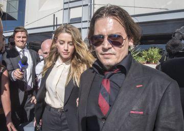 La esposa de Johnny Depp, condenada por culpa de sus perros