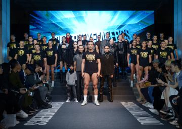 La moda y el fútbol se reconcilian en Shanghái