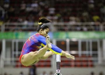 La gimnasta que puso a India por primera vez en las Olimpiadas