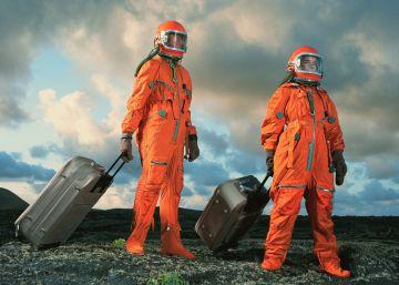 ¿Están las mujeres menos capacitadas para viajar al espacio?
