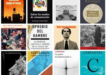 15 lecturas para el Día del libro