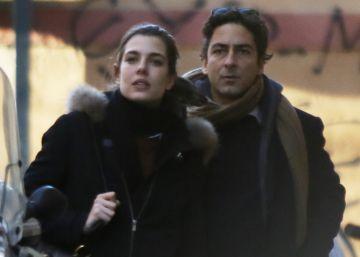 Carlota Casiraghi se muda a Roma por amor