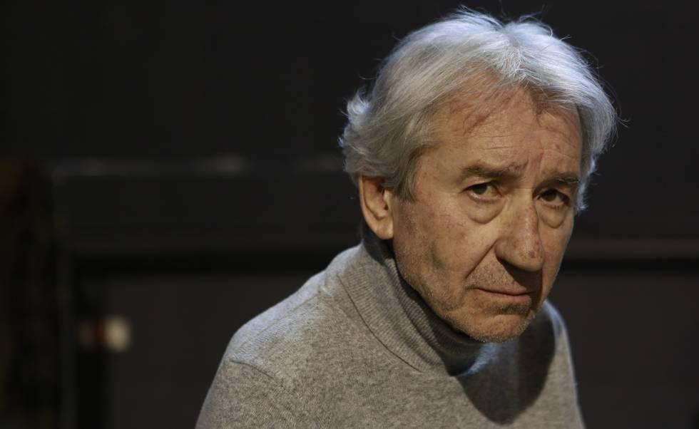 José Sacristán, en los Teatros del Canal de Madrid el pasado febrero.