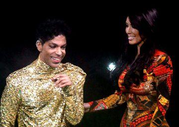 Vídeo: el día que Prince echó a Kim Kardashian del escenario