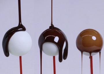 En las primeras pruebas, los investigadores llegaron a utilizar chocolate. Posteriormente continuaron con un polímero basado en la silicona que se endurece en pocos minutos.