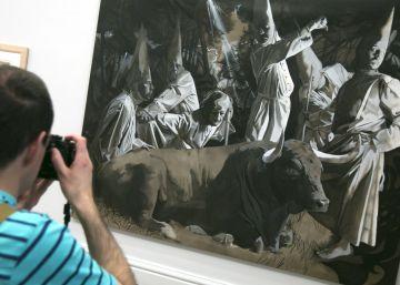 'Otras tauromaquias', una exposición animalista