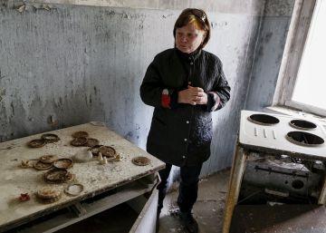 Regreso a Chernóbil 30 años después