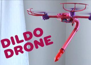 Nace el 'dildo drone', el primer juguete sexual volador