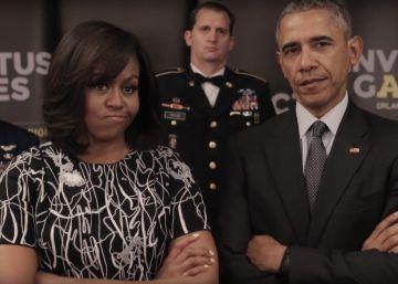 Obama desafía a Enrique de Inglaterra