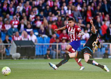 Atlético de Madrid - Rayo Vallecano, el partido foto a foto